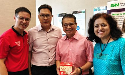 Partnering Diabetes Singapore For World Diabetes Day 2019