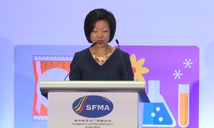 SMS Sim Ann shares on iLite GrainsPlus at FIPA 2018